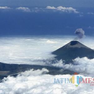 Intensitas Gunung Bromo Meningkat, Wisatawan dan Warga Diimbau tidak Mendekati Kawah