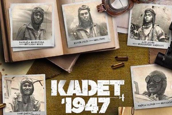 """Kisah Sejarah Pengeboman Udara 1947 Diangkat ke Layar Lebar Bertajuk """"Kadet 1947"""""""
