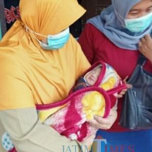 Bayi Lucu di Kebun Kopi akan Dikirim Dinsos Kabupaten Probolinggo ke PSAB Sidoarjo
