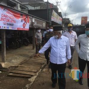 Peduli Petani, Paslon SanDi Bakal Kembangkan Cibogo di Kabupaten Malang