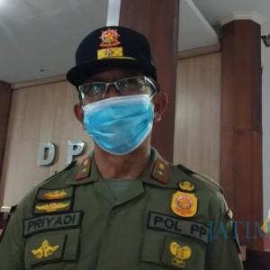 Sebulan, Hampir 500 Orang di Kota Malang Terjaring Operasi Yustisi