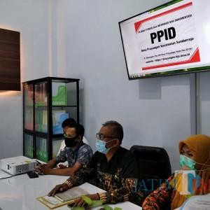 Membanggakan, Desa Prayungan di Bojonegoro Masuk Lima Besar PPID Award Jatim