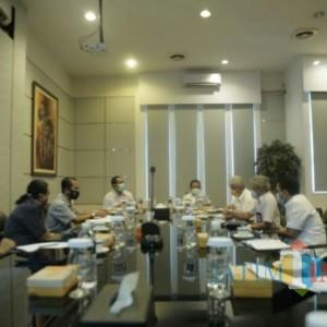Rakor dengan PT. JGU, untuk Percepat Stockphile Terpadu di Lumajang