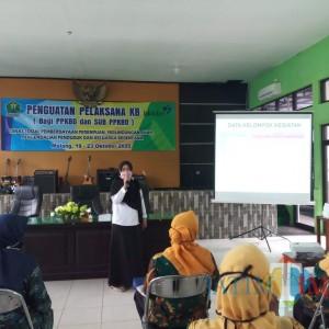 Cegah Kehamilan tidak Diinginkan, Dinsos-P3AP2KB Pemkot Malang Gelar Penguatan Pelaksana KB