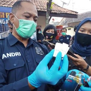 Modus Baru Kirim Narkoba di Tulungagung, dari Kerupuk hingga Baskom Plastik
