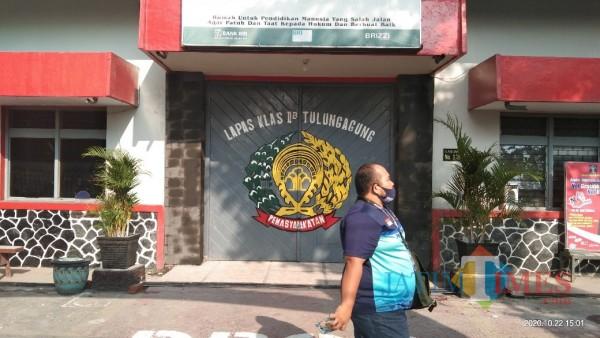 Jempol, Kejelian Petugas Lapas Tulungagung Gagalkan Penyelundupan Sabu