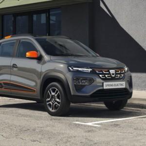 """Kenalin Nih """"Dacia Spring"""" Mobil Listrik Termurah yang Bakal Meluncur di 2021"""