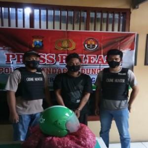 Polisi Tangkap Pencuri Benih Bawang Merah di Jombang