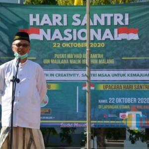 Rektor UIN Malang Beberkan Keistimewaan Menjadi Santri