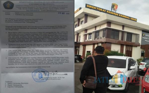 Bintara Ungkap Ujian Perangkat Desa Majan Tanpa SPK dari Universitas Pembuat Soal, Lalu..?