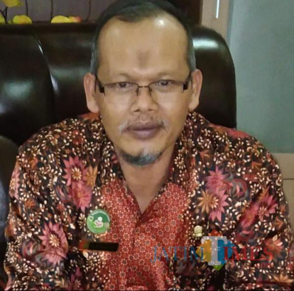 Wakil Direktur RSUD dr. Koesnadi Bondowoso Tasrip (Foto: Istimewa)
