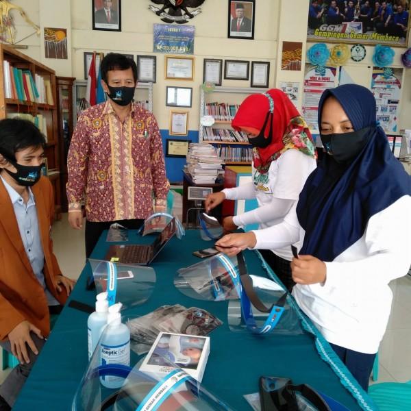 Motor Literasi, Permudah Pelayanan Perpustakaan Desa Sampai ke Pelosok