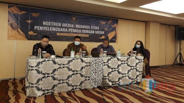 Gaduh di Surabaya, Ketua DKPP Minta Risma Tak Toleh Kanan-Kiri