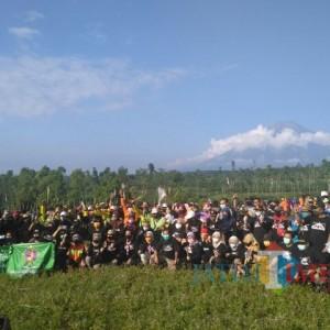 Peringati Hari Sumpah Pemuda, Bumi Perkemahan Glagah Arum Ditanami 2.000 Pohon