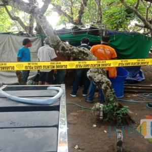 Bocah SD Tenggelam di Kedung Cinet Ternyata Dibunuh Teman