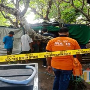 Makam Bocah SD Tenggelam di Kedung Cinet Jombang Dibongkar, Ada Indikasi Pembunuhan