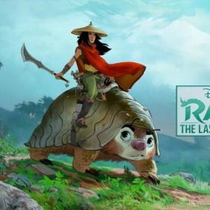 Trailer Perdana Raya and The Last Dragon, Ada Penampakan Simbol Buto Ijo