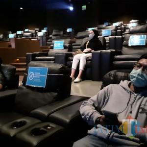 Bioskop Kota Malang Segera Buka, Dinkes Cek Kesiapan Protokol Kesehatan Covid-19