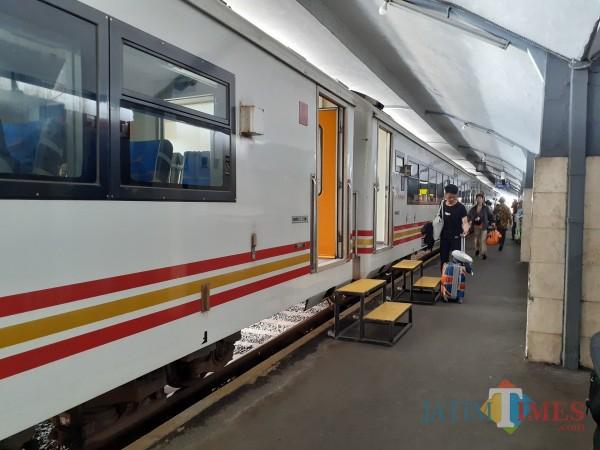 23 Kereta Jarak Jauh Disiapkan Sambut Libur Panjang Akhir Bulan Ini