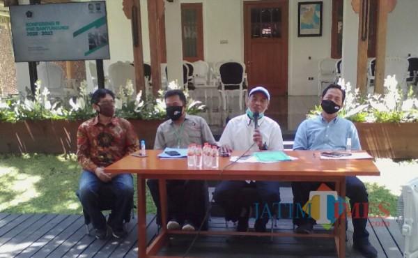 Terpilih Aklamasi, Syaifuddin Mahmud  Kembali Pimpin PWI Banyuwangi