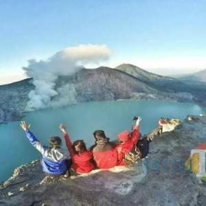 Siap Nikmati Keindahan Api Biru, DAMRI Buka Trayek Jember-Bondowoso-Ijen
