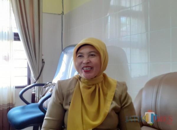 Kepala Puskesmas Janti Endang Listyowati SKepNs MMKes. (Arifina Cahyanti Firdausi/MalangTIMES).