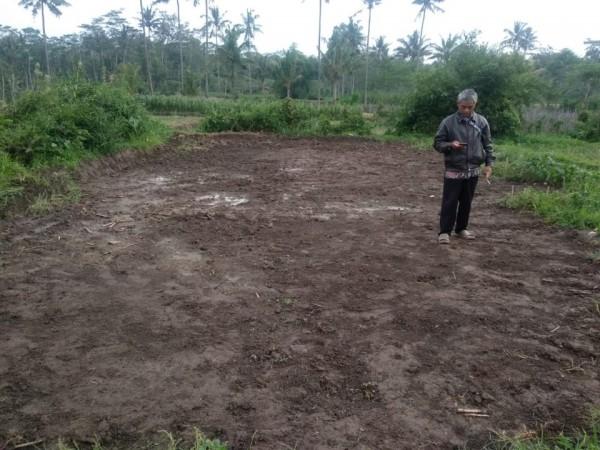 BPCB Jatim Tinjau Lokasi Galian Tanah yang Terdapat Dugaan Situs Cagar Budaya di Tajinan