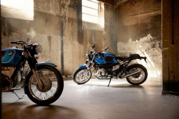 BMW Resmi Perkenalkan Versi Terbaru R nineT, Berikut Spesifikasinya