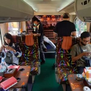 Coffe On The Road, Menikmati Kopi Sambil Berwisata Keliling Kediri