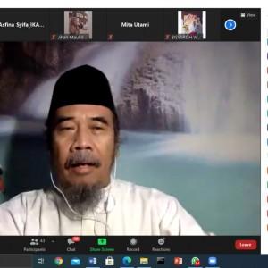 Hari Santri Masih Menggema, KWAT Malang Raya Gelar Webinar