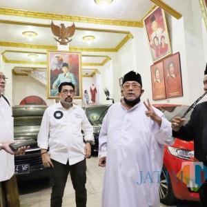 Tokoh Senior PDIP Mat Mochtar Dukung Machfud Arifin di Pilwali Surabaya