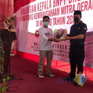 Mantan Anggota ISIS di Kabupaten Malang Didatangi Ketua BNPT Boy Rafli Amar