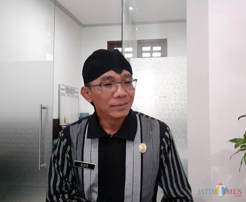 Kepala Bapenda Kota Malang, Ir Ade Herawanto MT. (Arifina Cahyanti Firdausi/MalangTIMES).