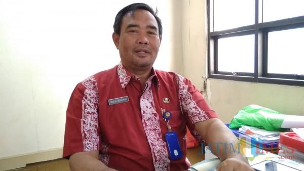 Kepala Dinas Koperasi dan UMKM Pemkab Jember Drs Dedi Nurahmadi (foto : istimewa / Jatim TIMES)