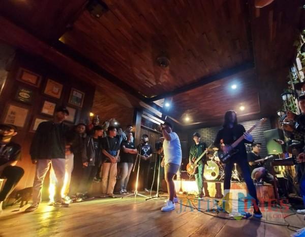 Pandemi Covid-19 Tak Halangi SAS Skapunk Luncurkan EP Skapunk Passion