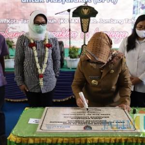 Pemerintah Kabupaten Jombang Terima Program KOTAKU