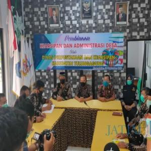 Desa di Tulungagung Ini Langganan Juara Kearsipan dan Administrasi Desa Se-Jawa Timur