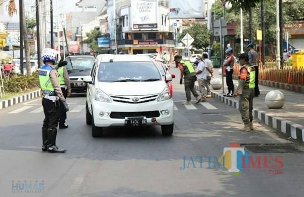 Info Cegatan Kota Batu, Hari Ini Operasi Zebra Semeru dan Yustisi Ada di 4 Kawasan