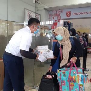 Libur Panjang, Okupansi Kereta Api di Stasiun Malang Penuh