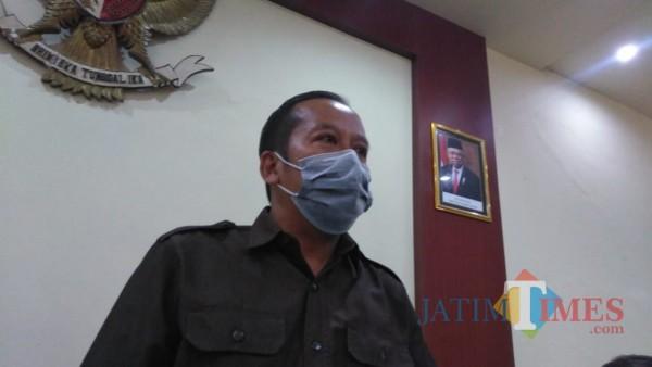 Pranoto Ketua Komisi II DPRD Trenggalek