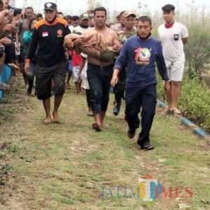 Anak SD yang Hilang ditemukan Tidak Bernyawa di Waduk Dawuhan