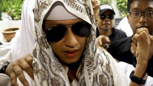 Habib Bahar bin Smith (Foto:  CNN Indonesia)