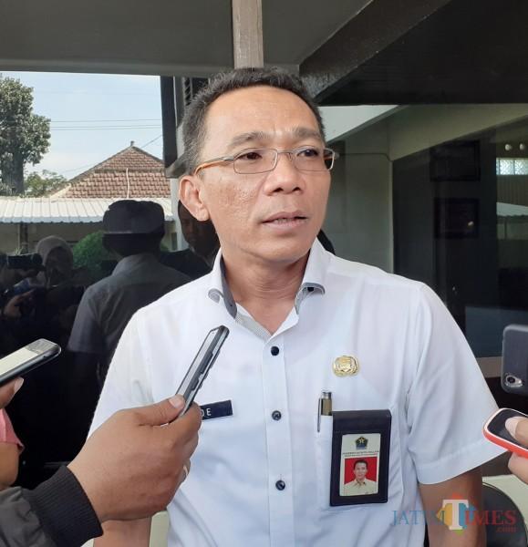 Kepala Bapenda Kota Malang, Ir Ade Herawanto MT (Dokumentasi MalangTIMES).