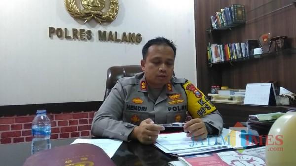 Amankan Debat Perdana, 280 Personil dalam Tiga Lapis Penjagaan Disiapkan Polres Malang