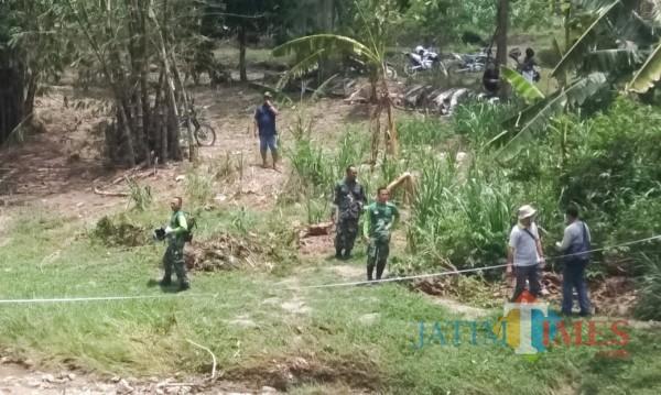 TNI Manunggal Membangun Desa Bidik Wilayah Selatan Bojonegoro