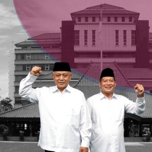 SanDi (Sanusi-Didik Gatot Subroto) paslon nomor urut 1 dalam kontestasi Pilkada Kabupaten Malang (Foto : Istimewa)