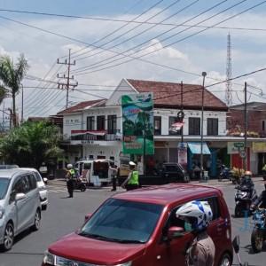 Long Weekend, Arus Lalu Lintas di Kota Batu Ramai Lancar