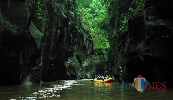 Ilustrasi, Sungai Pekalen Atas, Kecamatan Dringu, Kabupaten Probolinggo. (Foto: Khusus)