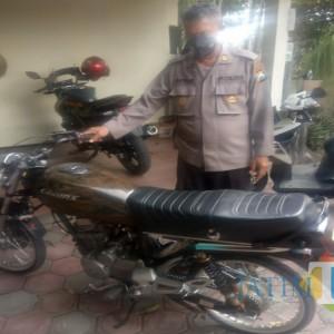 Polisi Berhasil Amankan Sepeda Motor Pria Viral Ugal-ugalan di Tulungagung, Tapi..