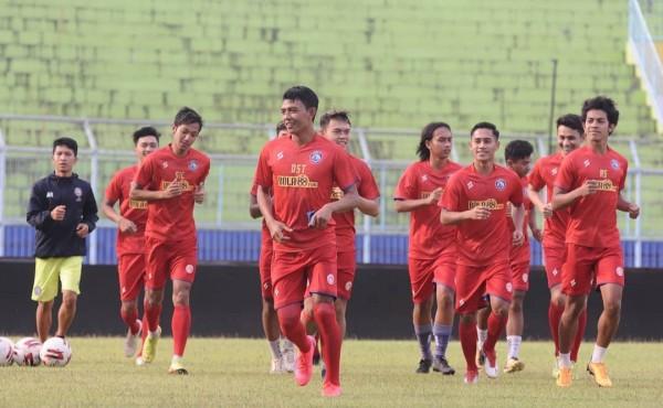 Skuat Arema FC untuk Liga 1 2020 (official Arema FC)